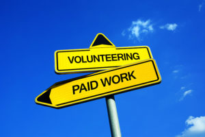 volunteer wages and overtime