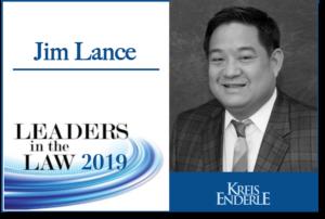 Jim Lance Michigan Lawyers Weekly