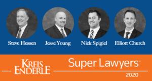 Kreis Enderle Michigan Super Lawyers