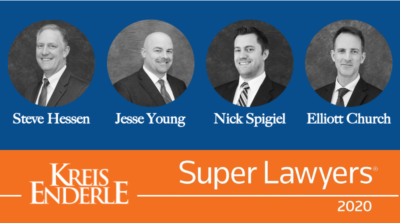 Kreis Enderle Michigan Super Lawyers