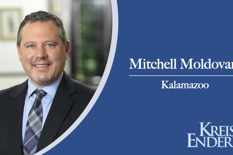 Lawyer Mitchell Moldovan
