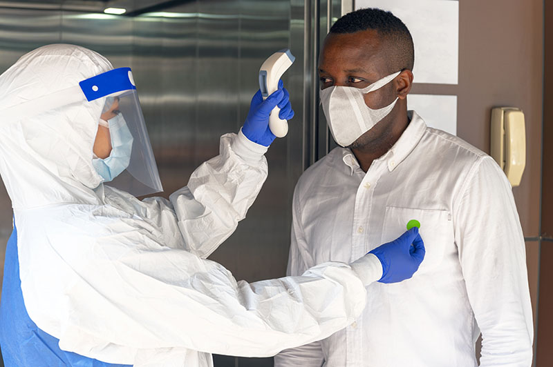 workplace coronavirus safety