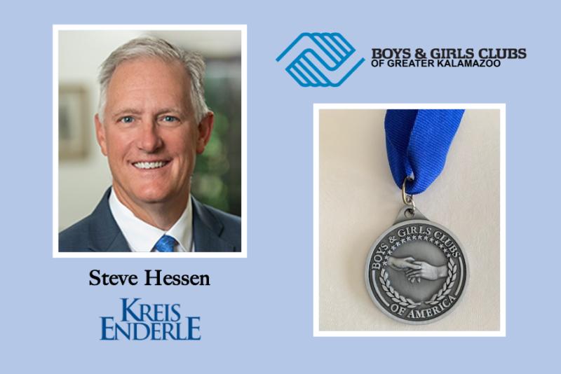 Portage Lawyer Steve Hessen