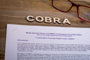 COVID COBRA benefits