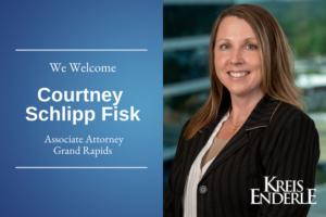 Grand Rapids Lawyer Courtney Fisk